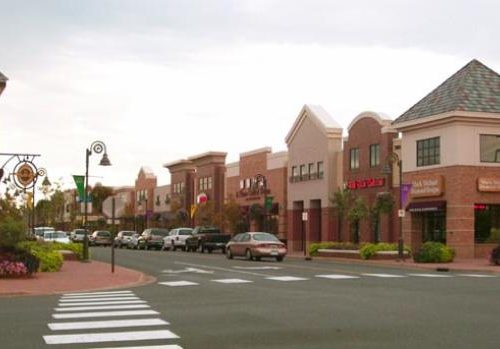 Arbor Lakes Shopping Center